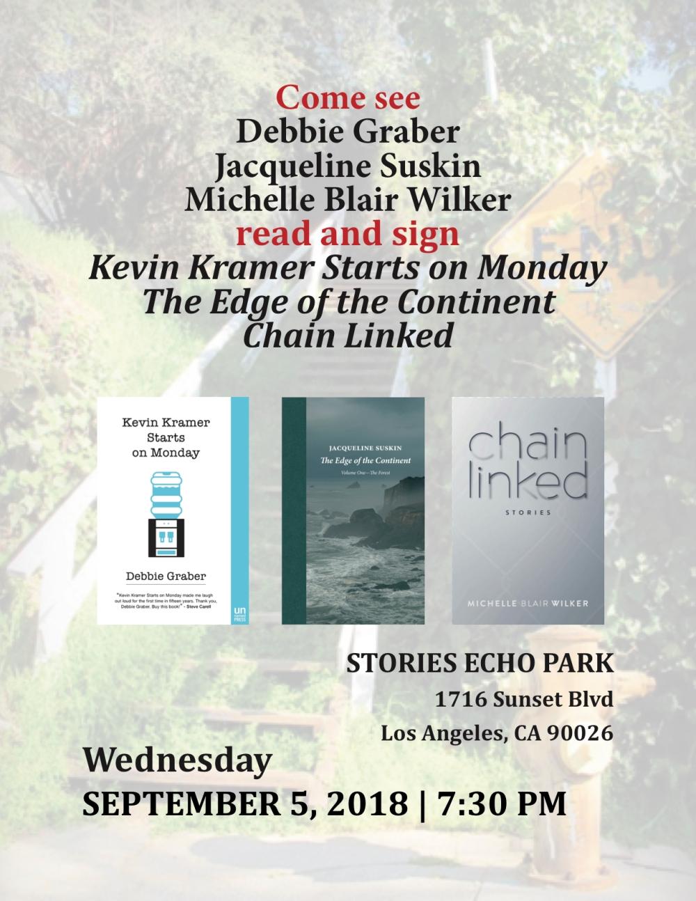 Stories Echo Park